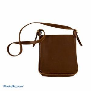 Vintage Coach Legacy Studio Flap Crossbody Bag
